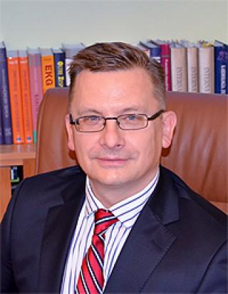 Krzysztof Chlebus - piąty podsekretarz stanu w MZ