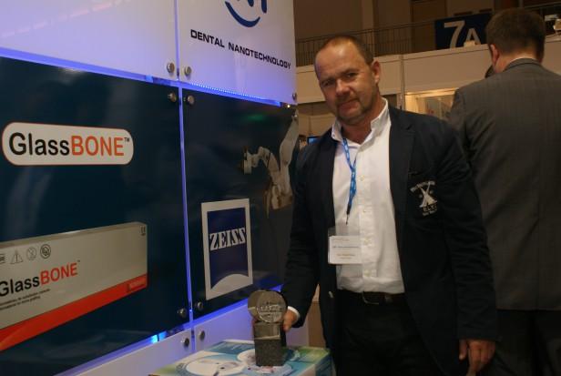 mec. Paweł Klimek, prezes zarządu Dental Nanotechnology (foto: infoDENT24.pl)