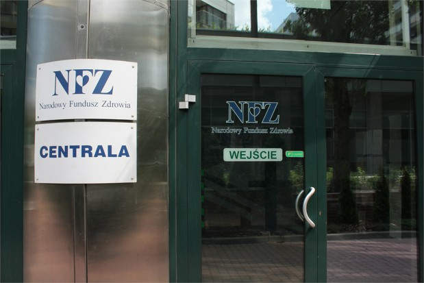 NFZ  siedziba centrali (foto: infoDENT24.pl)