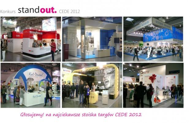 infoDENT24.pl nominowany w konkursie na najciekawsze stoisko CEDE 2012!