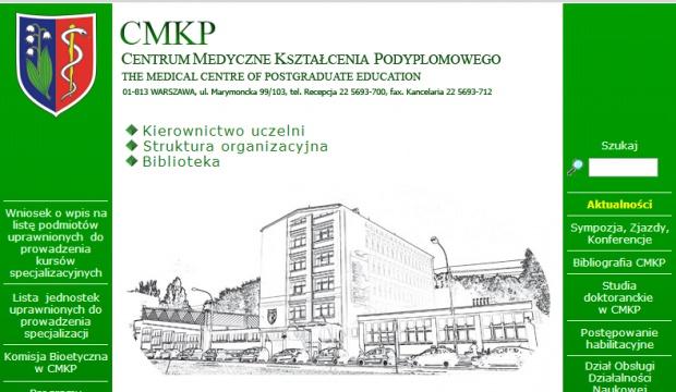 kursy stomatologia oferta CMPK