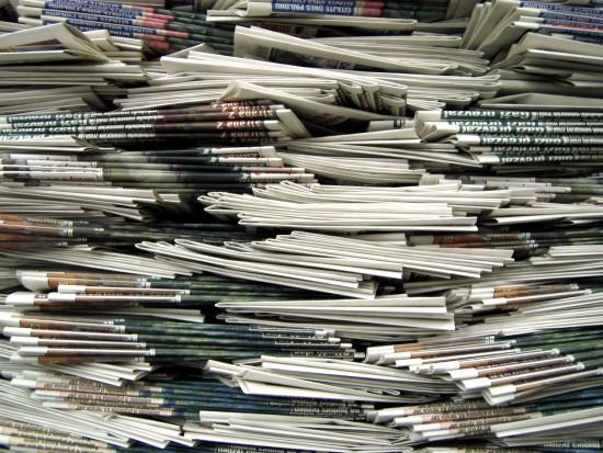 Jaka prasa w poczekalni? (źródło: sxc.hu)
