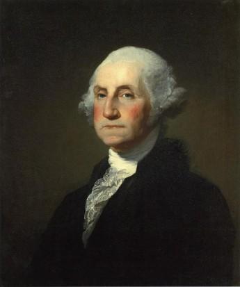 George Washington (źródło: Wikipedia)