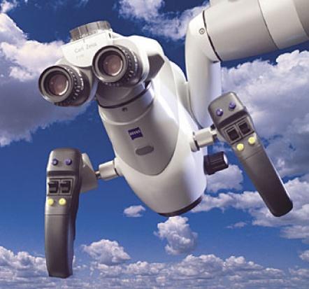 Mikroskop Carl Zeiss