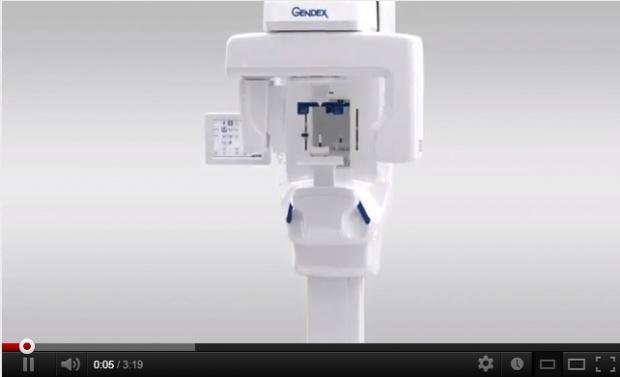 Sprzęt stomatologiczny Gendex GXDP
