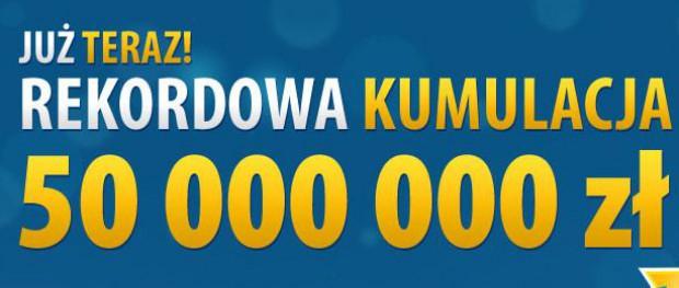 25 dentobusów, 500 unitów, 20 milionów past za szóstkę w Lotto