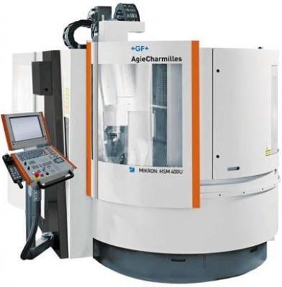 Mikron HSM 400U wsparcie czy zagrożenie dla techników dentystycznych