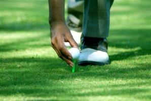 Dentysta zmienił dzieje golfa