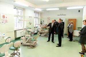 UM we Wrocławiu: Zaprezentowano nowe centrum dydaktyczne