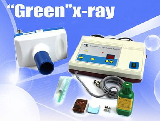 Tianjie Dental Falcon: Uwaga na chińskie aparaty RTG