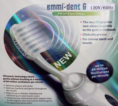 Szczoteczka Emmi-dent (jedyna taka)