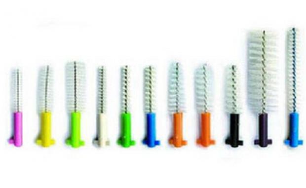 Szczoteczka międzyzębowa do zębów