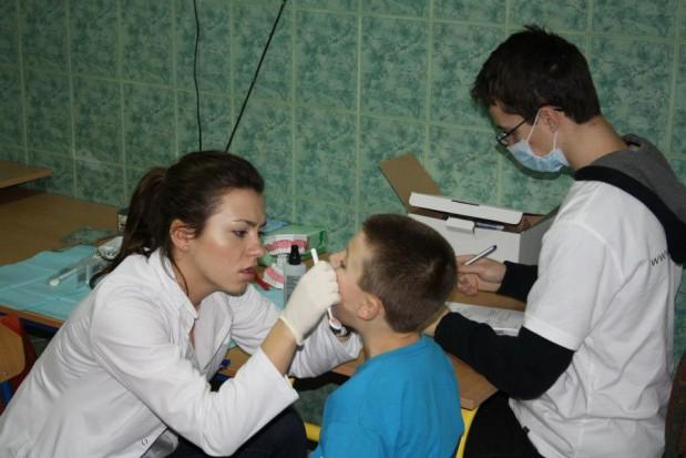 Fundacja Wiewiórki Julii: 90 proc. dzieci ma próchnicę (fot. Fundacja Wiewiórki Julii)