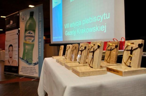 Dentystką roku w Małopolsce została(fot. www.lekarz-roku.pl)