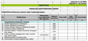 Mazowieckie Centrum Stomatologii szuka protetyków