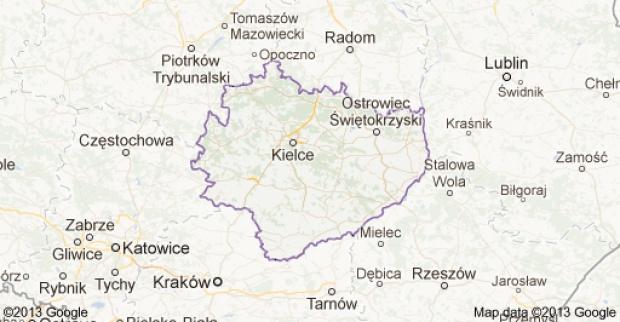 Stomatolog niedoceniany w woj. świętokrzyskim? (fot. Google Maps)