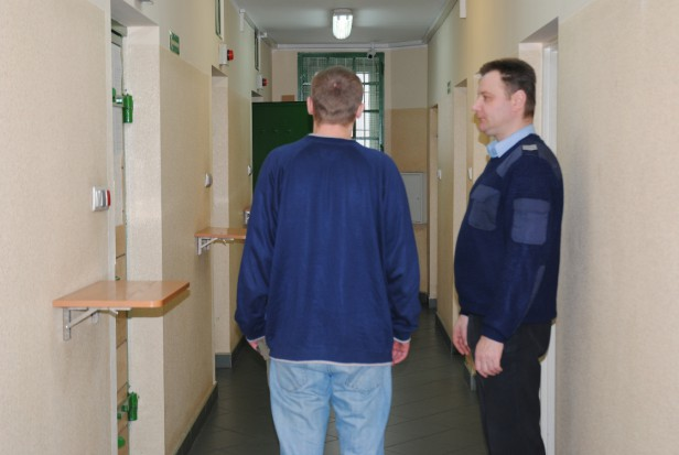 Sulejówek: napad na gabinet stomatologiczny (fot. KPP Mińsk Mazowiecki)