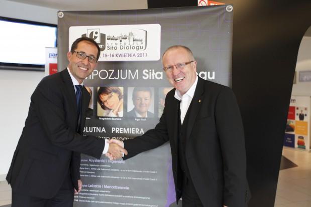 Raimund Kuspiel: Uczestnicy chcą zrozumieć biznes w branży stomatologicznej (fot. Olident)