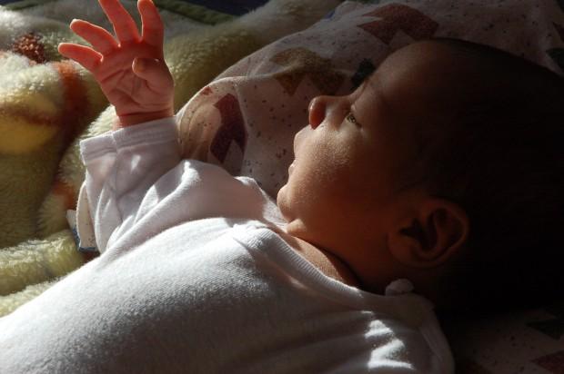 Olsztyn: niemowlę przeszło operację korekcji żuchwy (fot. sxc.hu)