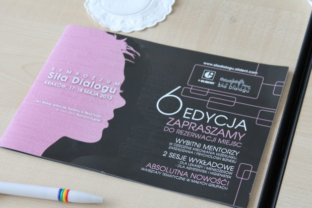 Sympozjum Siła Dialogu - trwa VI edycja (fot. infoDENT24.pl)