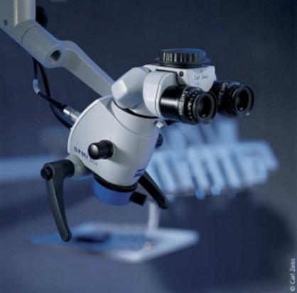 Mikroskop stomatologiczny  łatwa sztuka przybliżania (fot. Kol-Dental)