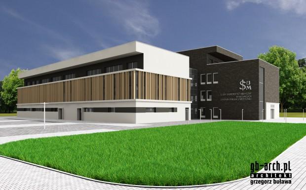 SUM planuje budowę drugiego centrum symulacji medycznej. Skorzystają studenci stomatologii (fot. SUM)