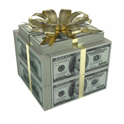 Małe prezenty dozwolone i bez VAT (fot. Fotolia)