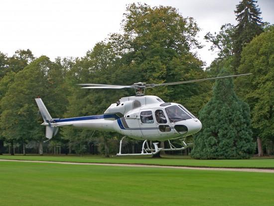 Helikopter sposobem na dentofobię (fot. Fotolia)