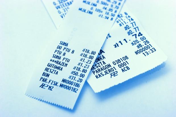 Paragon fiskalny: nie ma szans na złagodzenie wymogów (foto: sxc.hu)