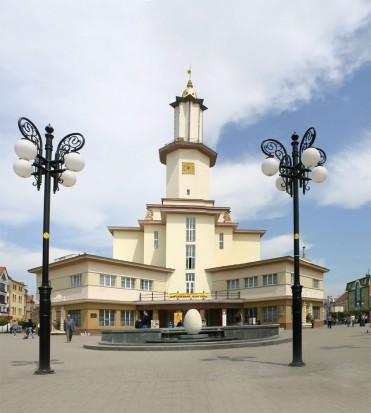 Na Ukrainie też można zdobyć dyplom lekarza dentysty (źródło: Wikipedia)