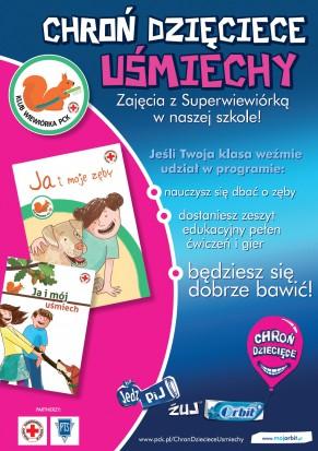 Rusza akcja Chroń Dziecięce Uśmiechy