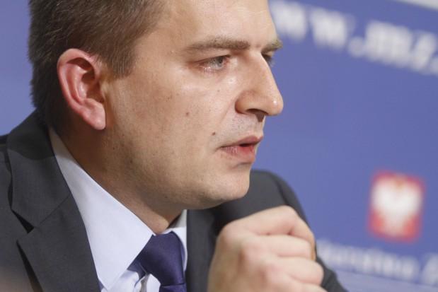 Bartosz Arłukowicz: próchnica winą rodziców (fot. PTWP)