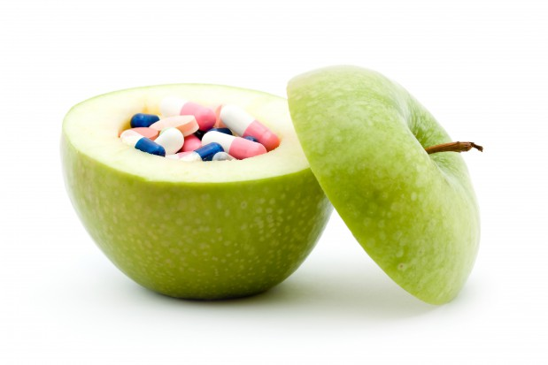 Dentysta nie może publicznie zachwalać suplementów diety (foto:Fotolia/PTWP)
