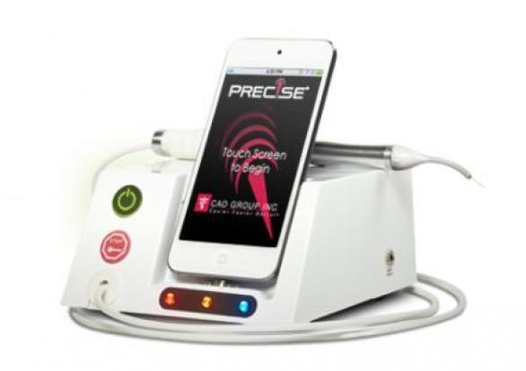 Pierwszy laser dentystyczny obsługiwany z iPoda