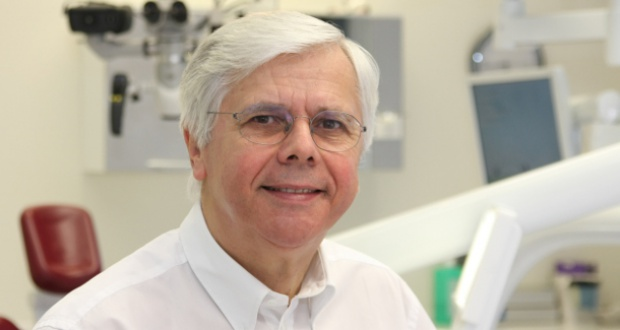 Prof. Gottfried Schmalz szefem IADR na Europę