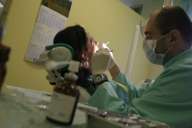 Poszukiwany unit stomatologiczny