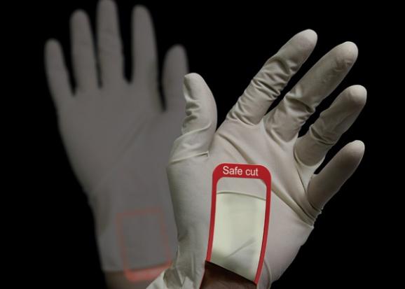 Rękawiczki naprawdę jednorazowego użytku