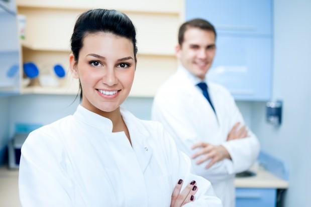Wszyscy zdali PES z periodontologii