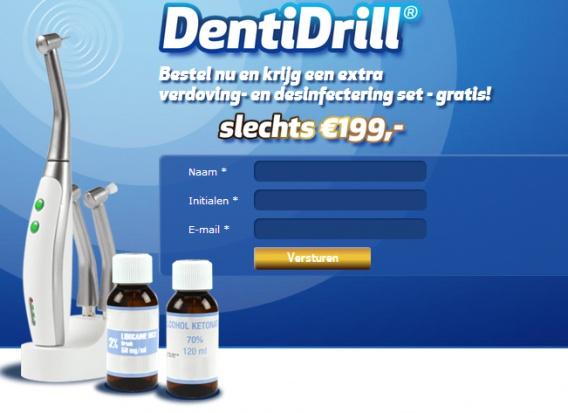 DentiDrill – głupota pod przykrywką dobroczynności?