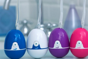 Zaparkuj szczoteczkę w Zapi UV Toothbrush Sanitizer