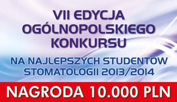 Rusza VII edycja konkursu na najlepszego studenta stomatologii