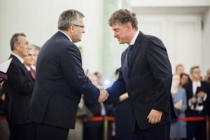 Tomasz Gedrange z nominacją profesorską