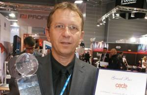 LAUREACI GRAND PRIX CEDE 2012 - Bezpieczne podnoszenie zatoki