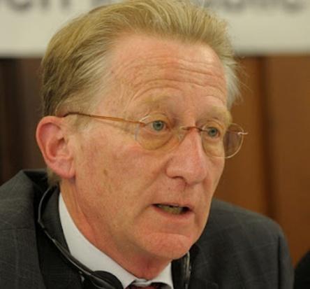 dr Philippe Rusca, prezydent ERO-FDI
