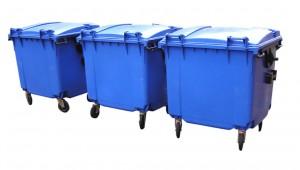 Wspólny lokal, co z odpadami?