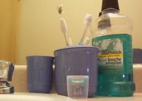 Płyny do płukania jamy ustnej - kardiologiczna bomba?