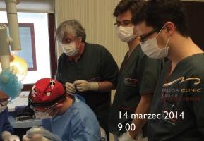 Prof. Jean-Pierre Bernard: poziom polskiej implantologii jest dla mnie bardzo pozytywnym zaskoczeniem