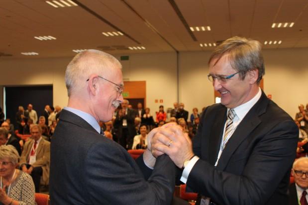 Prezes Maciej Hamankiewicz prezesem NRL po raz kolejny