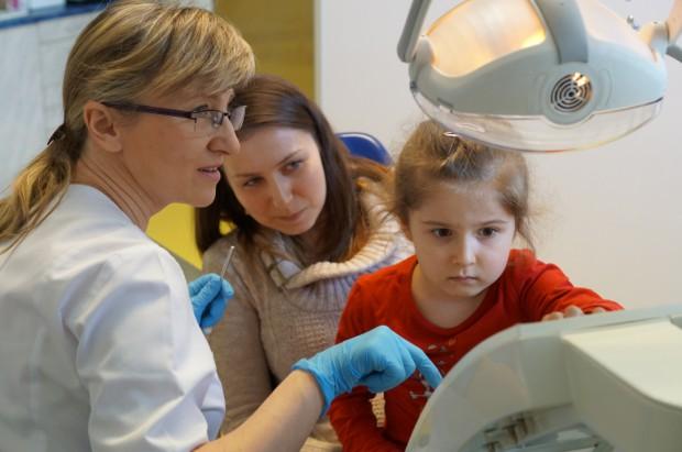 Najmłodsi pacjenci przełamali lęk stomatologiczny