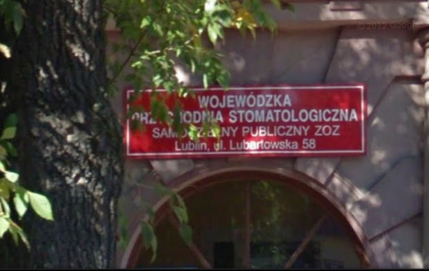 Wojewódzka Przychodnia Stomatologiczna w Stomatologicznym Centrum Klinicznym UM w Lublinie?